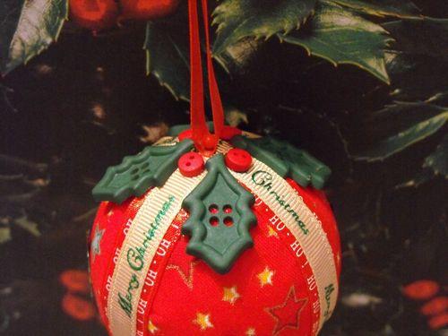 Star ornament top