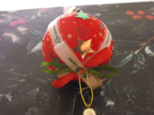 Star ornament bottom